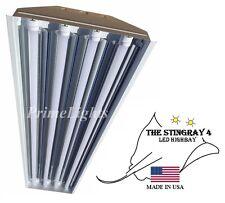 9 PACK - 4' LED Shop Light Garage 5 Year Warranty  80W 80,000 Hours 18,000 Lumen
