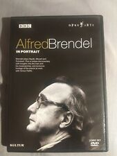 ALFRED BRENDEL-In Portrait. BBC Documentary & Performance  2 DVDs. NICE!!