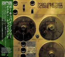PORCUPINE TREE - OCTANE TWISTED  2 CD+DVD NEW+