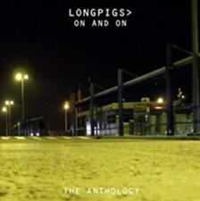 Longpigs - On And On: The Anthology NEW CD