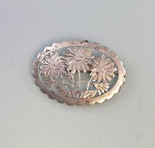 8325395 Silberne Brosche 835er Silber