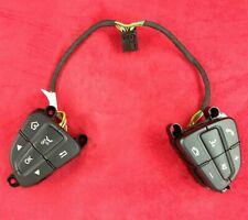 Véritable Mercedes W205 Direction Roue Noir Interrupteur Boutons. Stéréo. 19B3