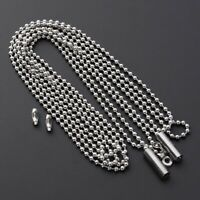 Replacement Stainless Steel Switch Pull Chain Lighting Accessory for Ceiling Fan