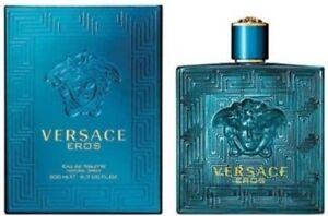 Versace Eros Men 6.7 6.8 oz 200 ml *Eau De Toilette* Spray Nib Sealed