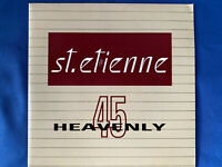 "St. Etienne - Only Love Can Break Your Heart / Filthy &"" vinyl single UNPLAYED"