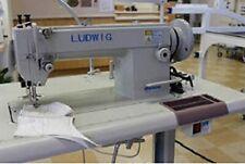 Ludwig Model Lg 3300 Bob Industrial Walking Foot Sewing Machine