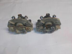 88 Yamaha Warrior 350 Front Brake Calipers Left Right Set 7287