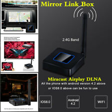 Car&Home WiFi Display Receiver Mirror link Converter Box Miracast Airplay DLNA