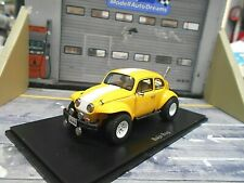 VW Volkswagen Käfer Beetle Baja Bug Buggy Rallye gelb yellow NEO Resin 1:43