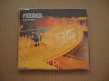 FEEDER - BUCK ROGERS - CD SINGLE - YELLOW INLAY