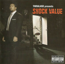 Timbaland-Shock Value CD Album 2007 Excellent Condition Special Edition