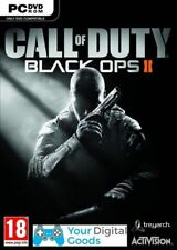 Call of Duty: Black Ops II 2 PC [GLOBAL STEAM KEY]