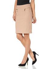 Bruno Banani Pencil Skirt Zip Skirt Light Rose Size 32 406202