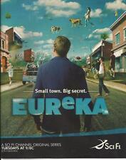 EUReKA- 2006 Sci Fi channel TV show ad