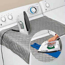 Magnetic Ironing Laundry Pad Washer Dryer Board Heat Resistant Blanket 48*85 cm