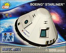 COBI Boeing Starliner (26263) - 227 elem. - US spacecraft/crew capsule