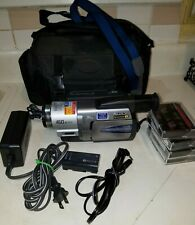 Sony Handycam Vision CCD-TRV58 Video Camera Recorder W 2 Battery & Charger