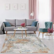 BEST BUY AREA RUGS LIVING ROOM BEDROOM CARPET BLUE GRAY MULTI RUGS LARGE NEW RUG
