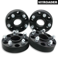 """4pc Jeep 5x5 Hubcentric Wheel Spacers 1.5"""" for Commander Grand Cherokee Wrangler"""