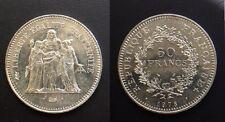 1978 France Large Silver 50 Francs-Hercules/Graces, BU