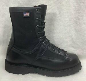 "DANNER ACADIA 8"" 200G Leather Gore Tex Tactical Boots Law Enforcement 41.5 men 8"