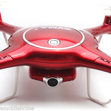 SYMA X5UW WiFi FPV Control HD CAM 2.4G 4CH 6-axis-gyro RC Quadcopter Air Press