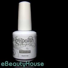 15 ml Mabels' Gel TOP COAT for Nail Art Soak Off Color UV Gel Polish #053E-1