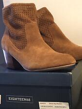 Eighteen68 Low Heel Boot 10M NWBox