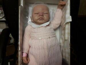 Ashton Drake Welcome Baby Emily Doll by Linda Webb