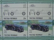 1920 CROSSLEY 25/30HP Car 50-Stamp Sheet / Auto 100 Leaders of the World