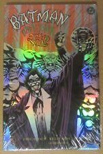 "Batman: Dark Joker - The Wild #[nn] (1993) ""still factory sealed"" hard cover"