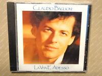 CLAUDIO BAGLIONI  -  LA VITA E' ADESSO  -  CD 1985   NUOVO E SIGILLATO