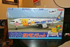 Tomy - Boeing 767-300 - 1/200 Scale - ANA - Pocket Monsters - Pokemon - Pikachu