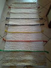 Rug, tappeto iuta TILST  natural/multicolour 70x160 cm IKEA