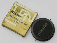 Nikkor 52mm 2 Pins Lens Cap  #1