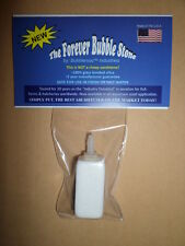 """Air Diffuser for Aquarium """"The Forever Bubble Stone"""" By Bubblemac MPN #BT1112"""