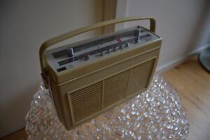 Bang & Olufsen - B&O - Beolit 600 Portable Radio (1964)