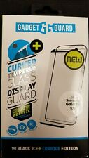 NEW Gadget Guard Black Ice Curved Glass Screen Protector Galaxy S9