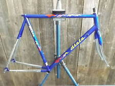 New-Old-Stock Atala Road Frame and Fork (56 cm)...Blue/Chrome