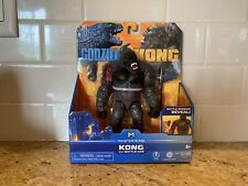 GODZILLA VS KONG -King Kong With Battle Axe Monsterverse Playmates Action Figure