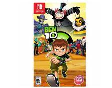 Ben 10 (Nintendo Switch, 2017)
