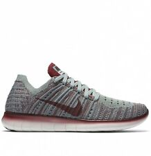 best service 6670b 66bd1 Wmns Nike Free RN Flyknit Gyakusou UK 6 EUR 40 New Wolf Grey TM Red 844101