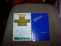 Lot of 2 Religious Books