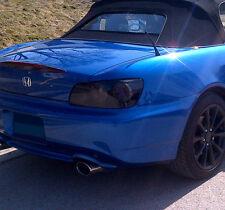 Honda S2000 00-08 smoked tinted tail light covers vinyl