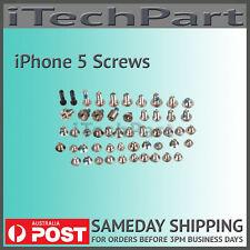 Full Screw Screws Set Kit Replacement For iPhone 5