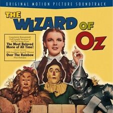 The Wizard of Oz [Sony Classical] - Original Soundtrack (Apr-2010, Sony) NEW CD