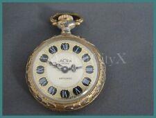 USED Women's LAORA Antichoc Vintage watch working 17rubis automatic Swiss made