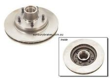 Ford Falcon BRAKE DISCS XW XY XA  ONE PIECE HUBS & STUDS
