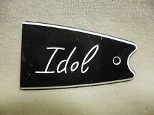 Washburn Idol Guitar Truss Rod Cover