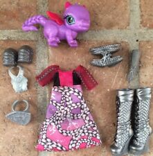 Poppy O Hair Ever After High Dragon Games Accessories